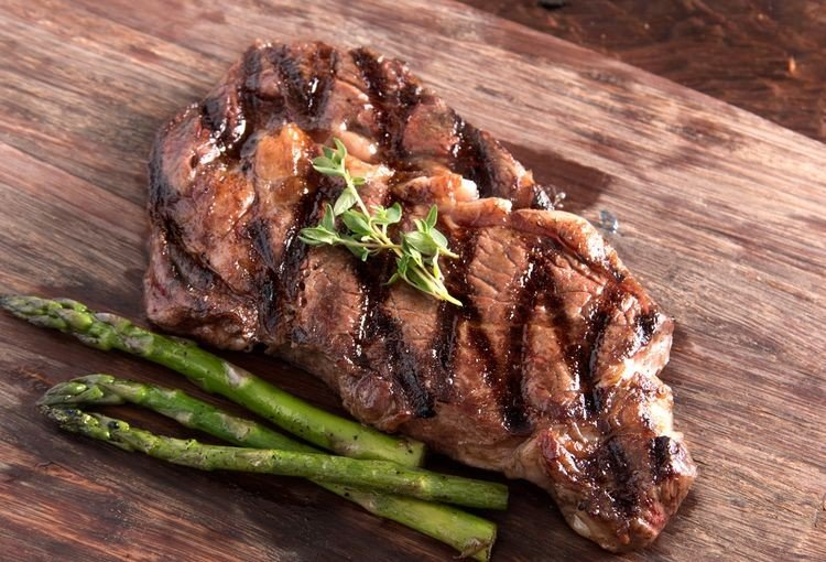 how to get the cross char on pureland america organic grass fed steaks