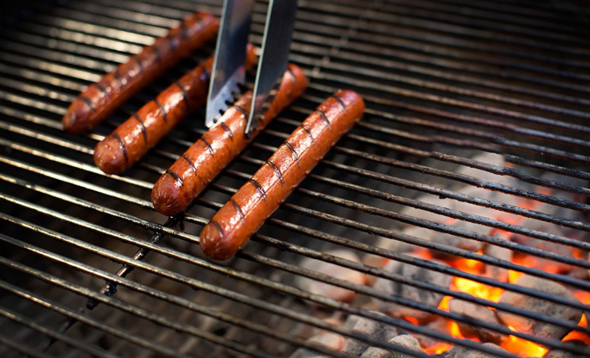 grill your pureland america organic hot dogs for flavour